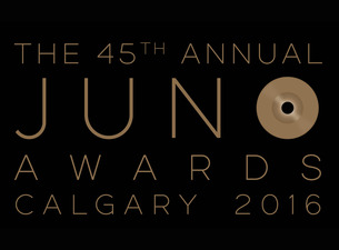 The 45th Annual Juno Awards | March 28 – April 3, 2016
