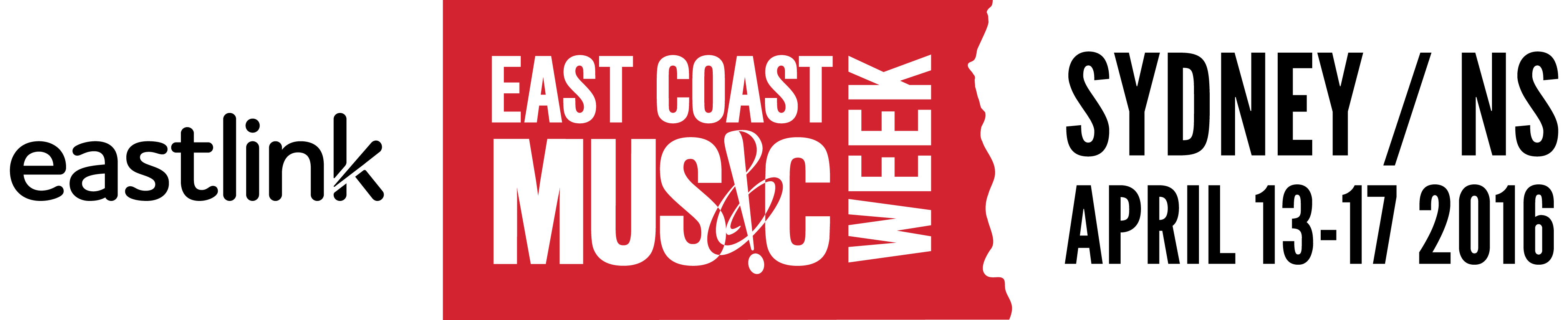 East Coast Music Awards | April 13-17, 2016