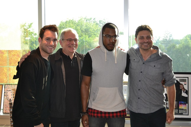Sony/ATV signs Astralwerks/Capitol artist Arion to worldwide publishing agreement