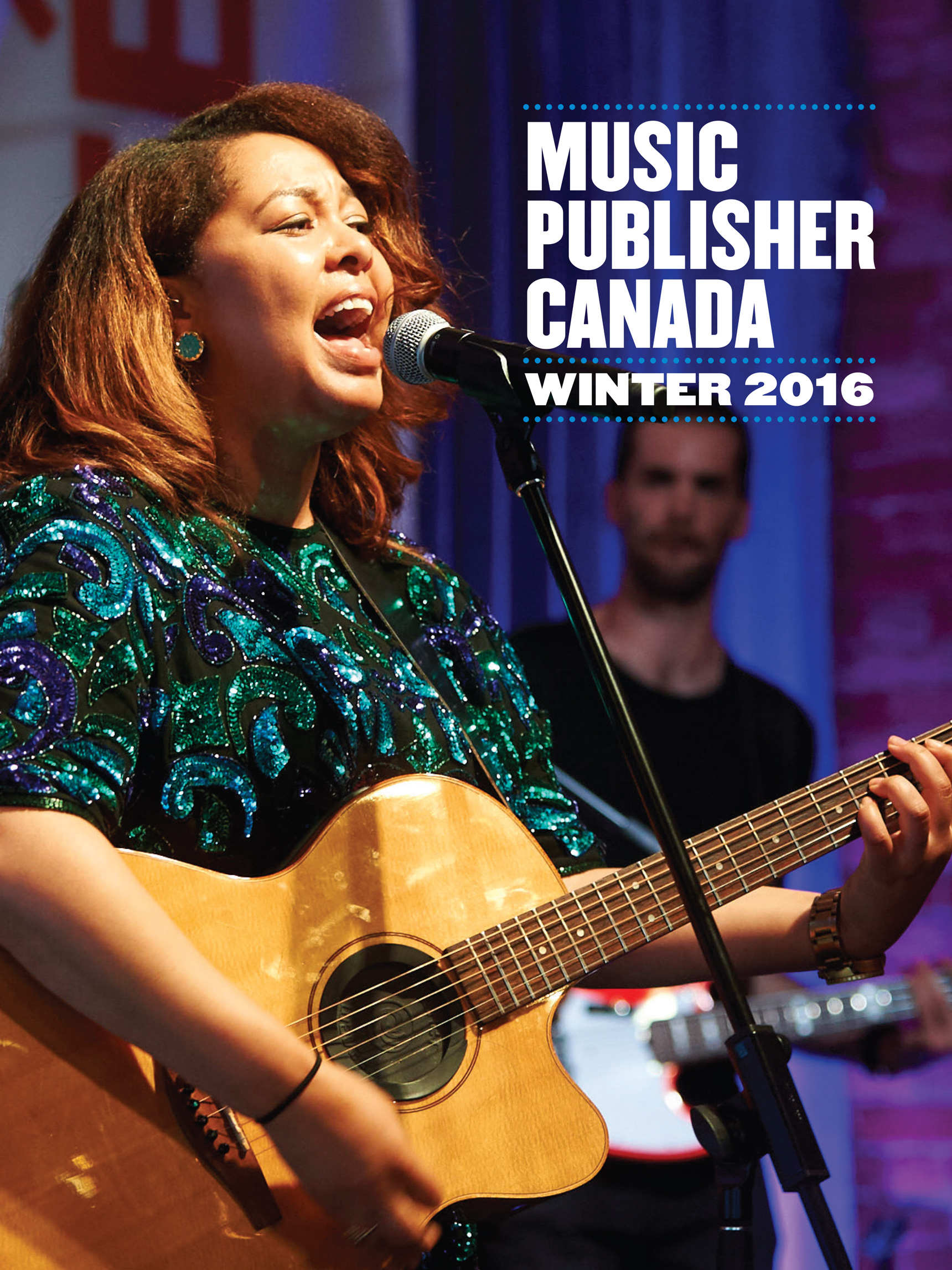 Check out our latest Music Publisher Canada Magazine!