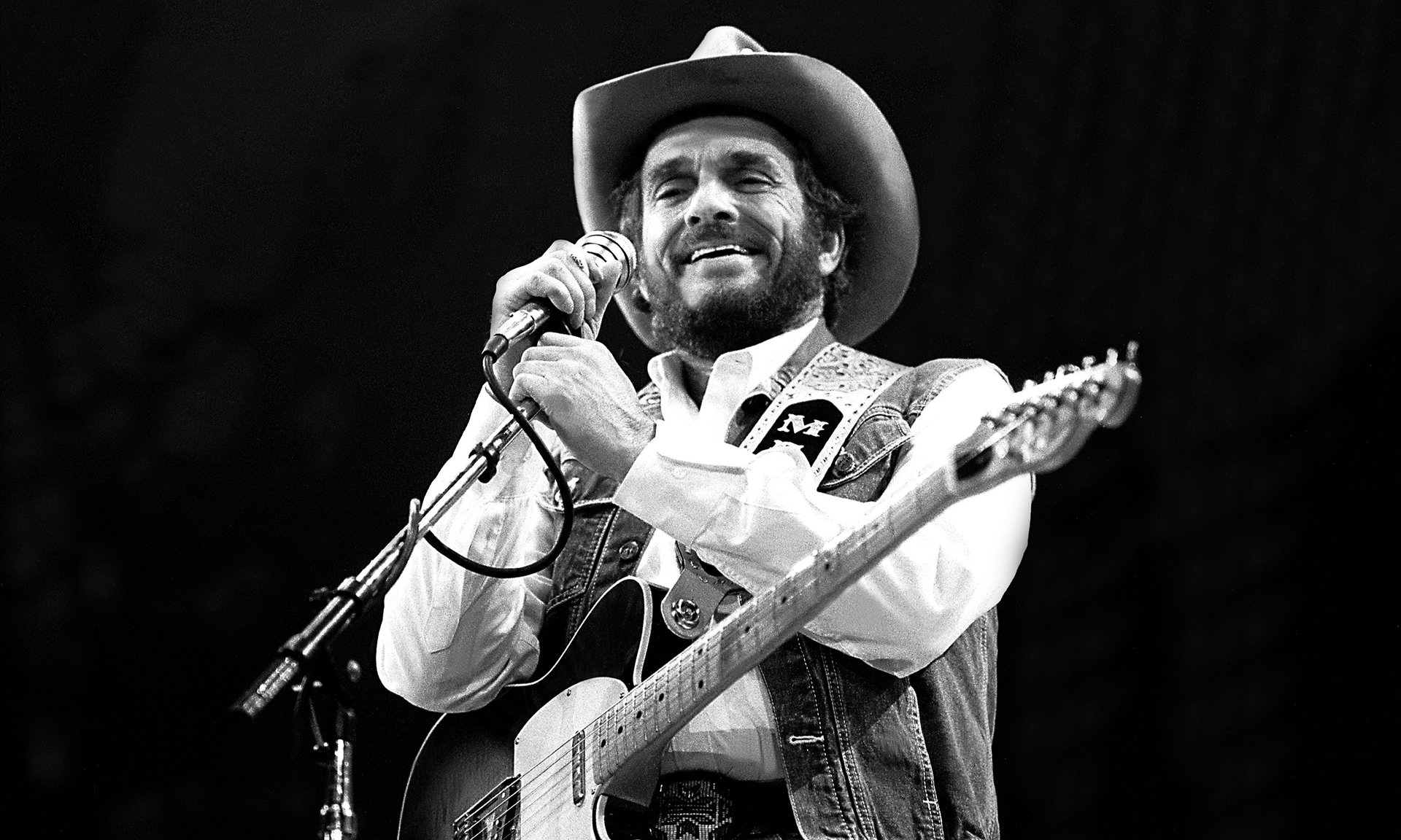 Merle Haggard: the country music legend's 10 greatest hits