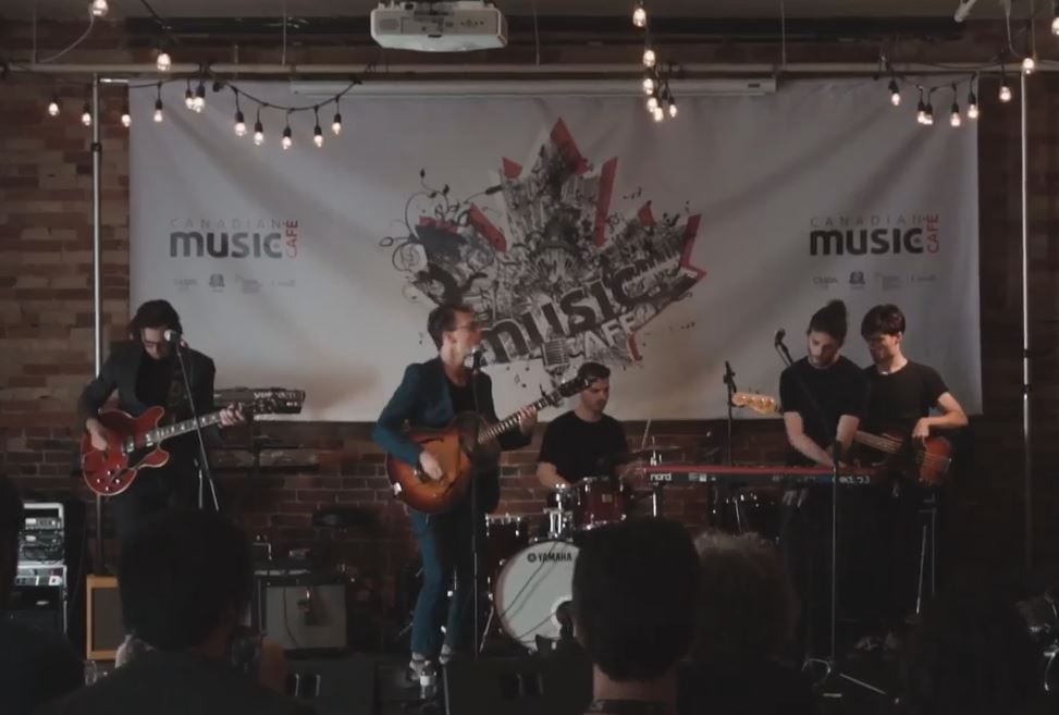 The 2016 Canadian Music Café Highlight Reel