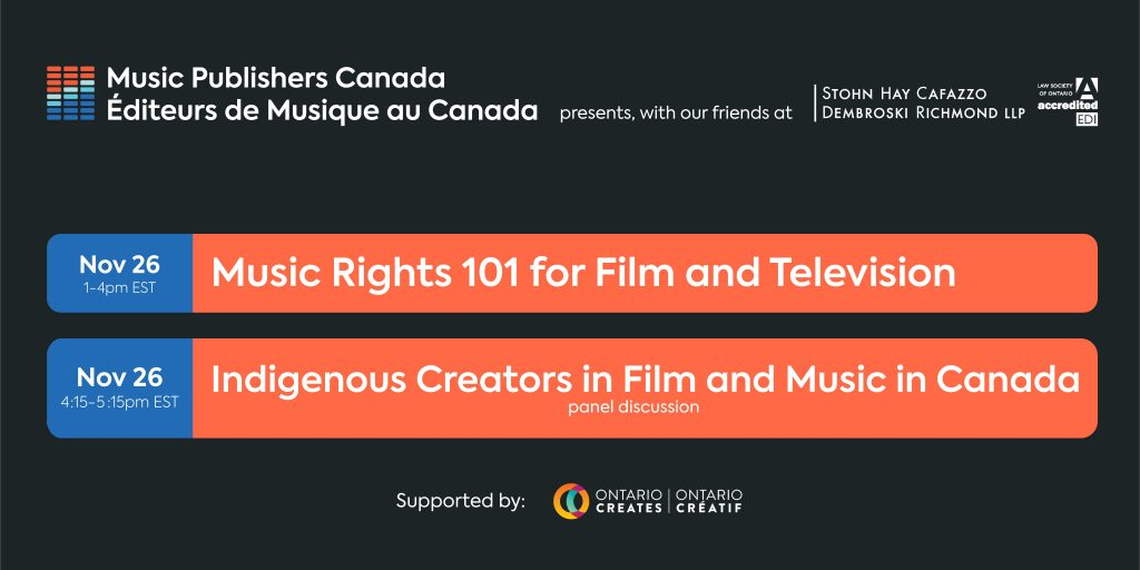 Music Rights 101 for Film and Television